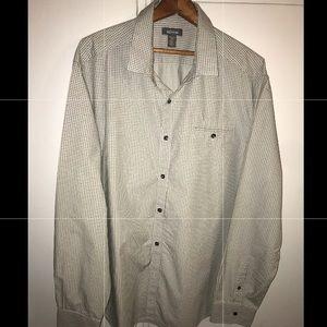 NWOT Michael Kors xxl dress shirt